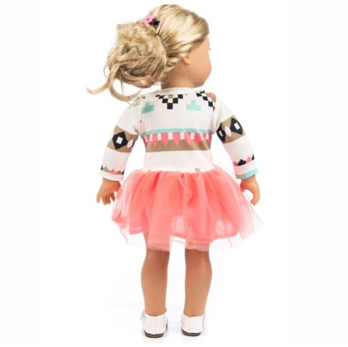 Doll Clothes for 18 Inch American Generation Dolls Dress Accs