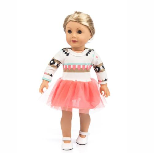 Doll Inch American Accs