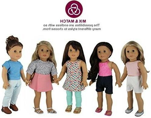 PZAS Toys for American Girl Wardrobe 10