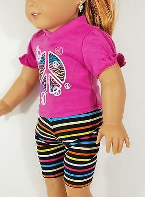 """DOLL CLOTHES FOR AMERICAN GIRL 18"""" DOLLS"""