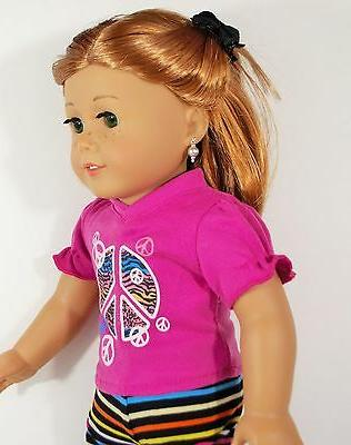"""DOLL CLOTHES LEGGINGS FOR AMERICAN 18"""" DOLLS ACCESSORIES"""