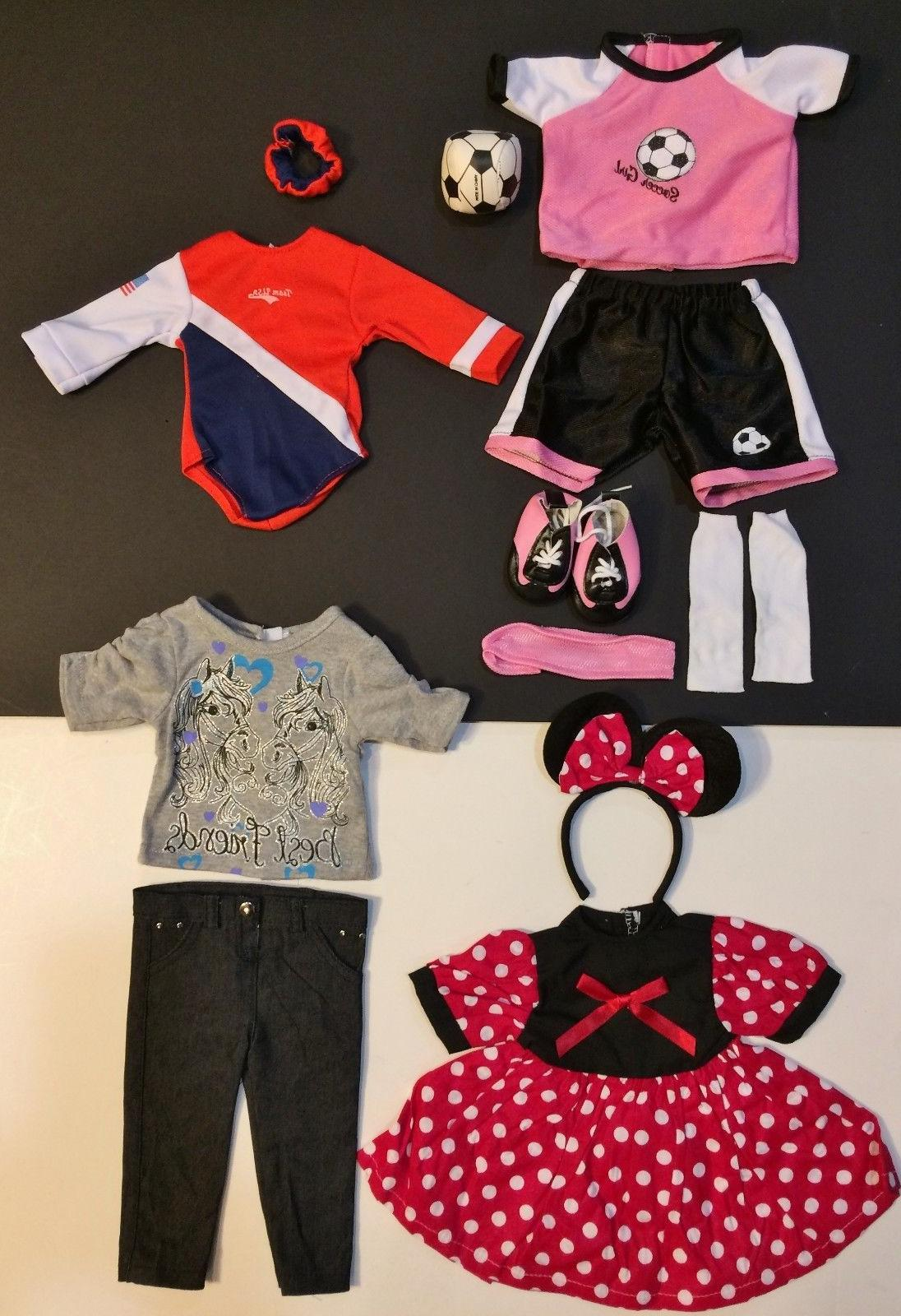doll clothes lot fits 18 american girl