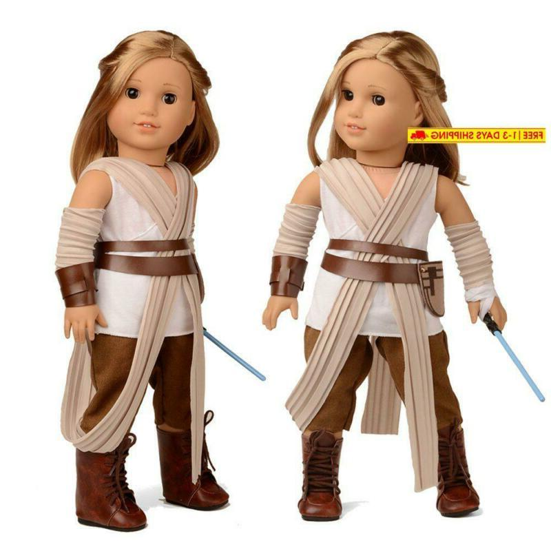Sweet Dolly Doll Clothes Rey For Girl