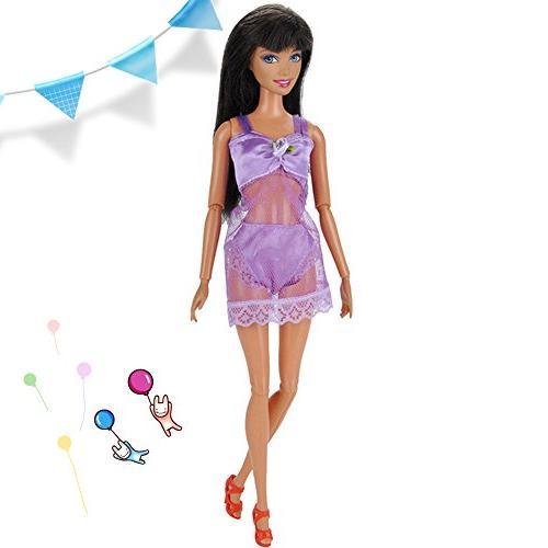 elegantstunning Clothes Pajamas Lingerie Braces Bra Briefs Set Multicolor
