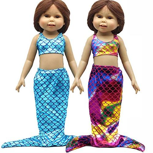 elegantstunning Doll Sea Mermaid Party Bra Doll