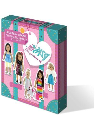 Doll Club of 28 Holiday Fit Inch American Girl Doll