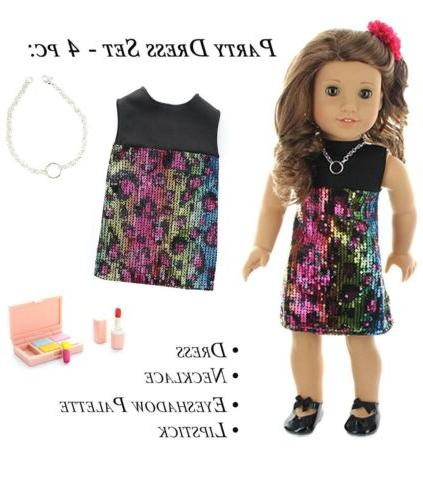 Doll of 28 Piece Fit 18 Girl