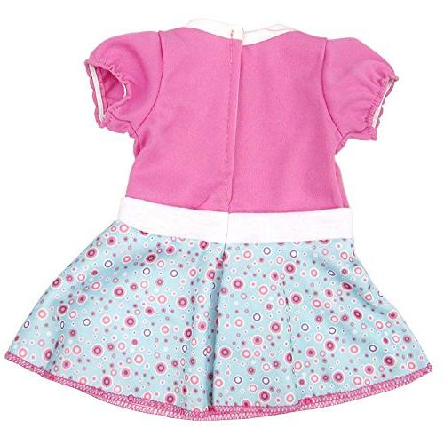 AOFUL Doll Clothes, Custom Design Flower Patterns Outfit Fits 14'' 16 Alive Girl