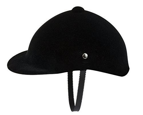 Sophia's 18 Inch Doll Hat Accessories Traditional Black Velv