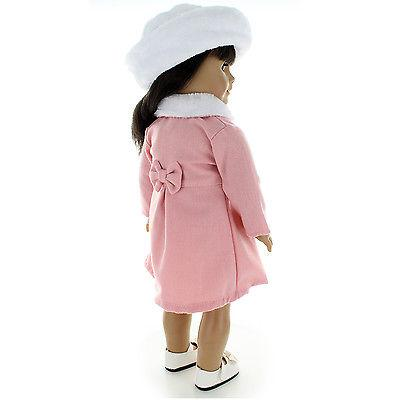 Doll Outfit Pink Butterfly Fits Inch