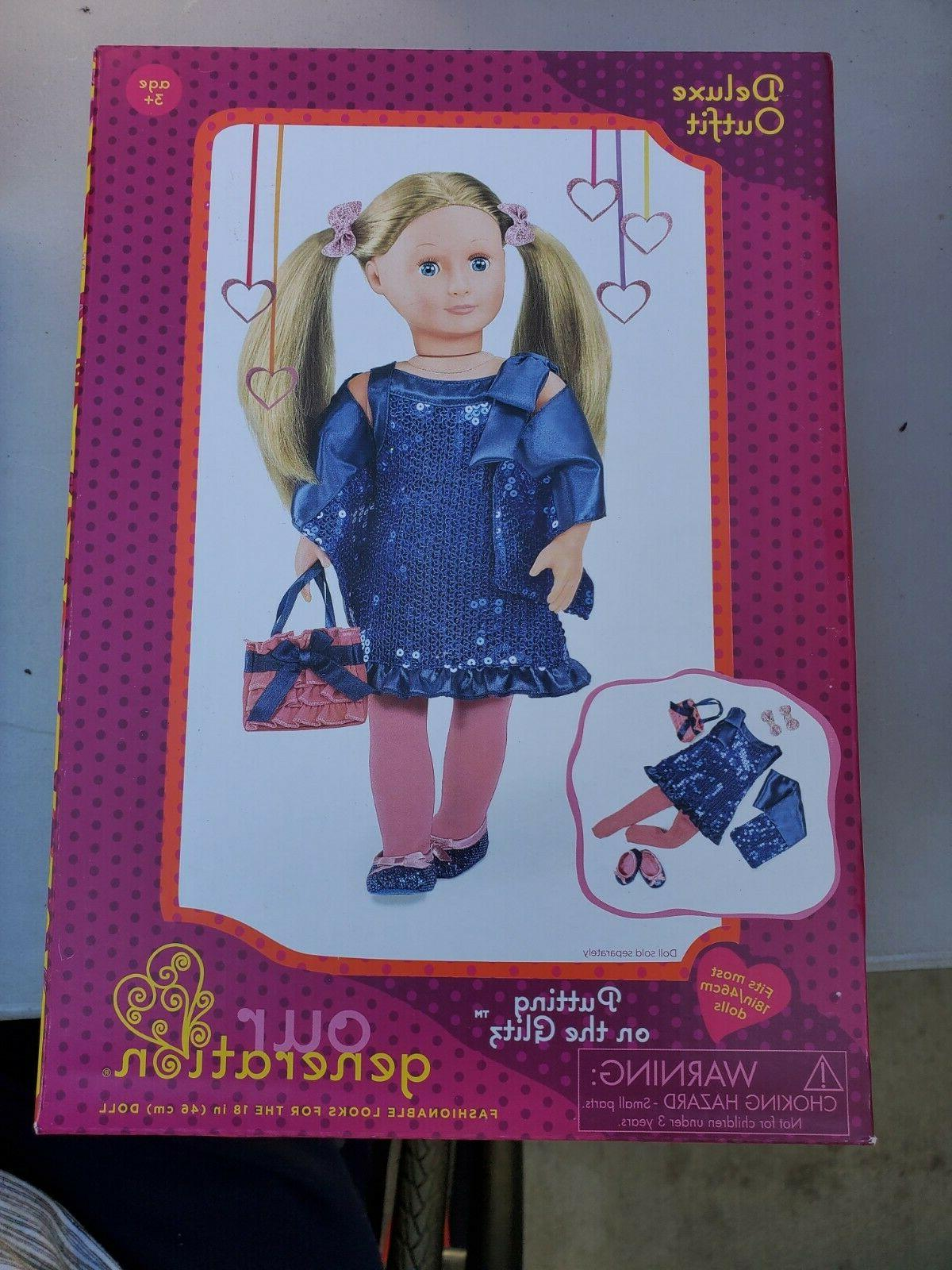 """Our Doll for 18"""" Doll"""