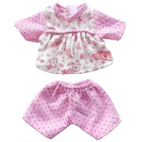 doll pink sleepwear pajamas