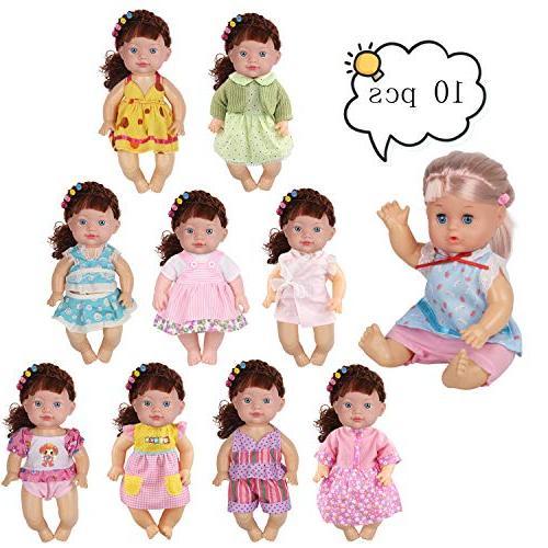 doll reborn dress