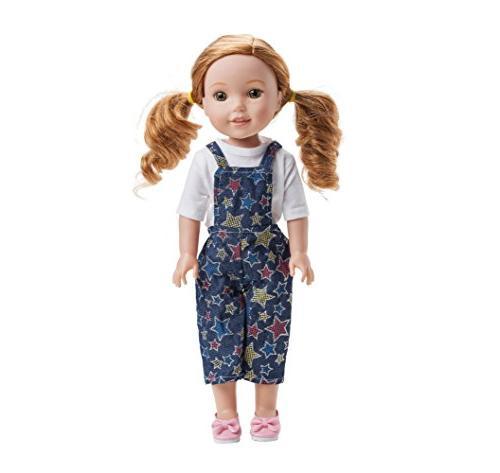 WYHTOYS 5PCS and Set 14 14.5 American Doll Wishers