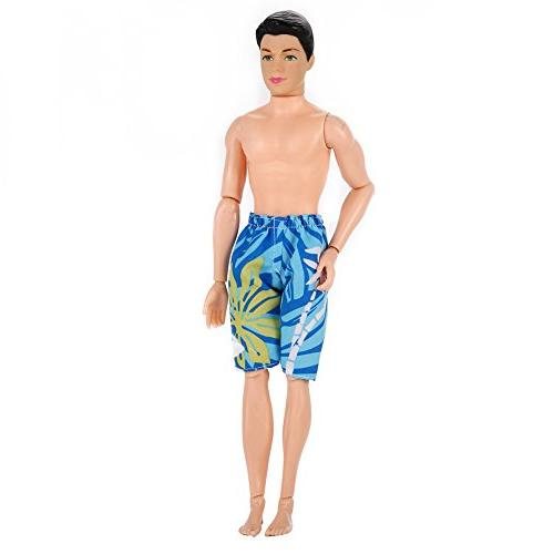 elegantstunning Shorts Boyfriend Ken Doll