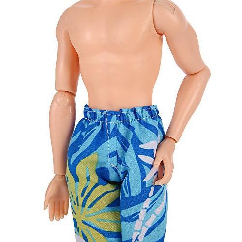 elegantstunning Clothes Summer Shorts Shorts Boyfriend Ken Doll