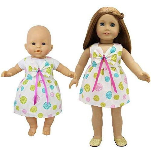 ZITA Clothes Handmade Dresses for 14-16 Alive Doll Inch Gift