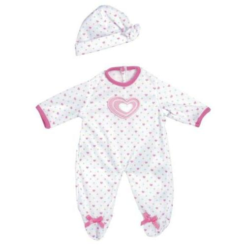 dream time pjs girl baby doll