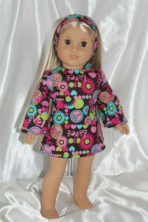 dress fits 18 inch american girl doll