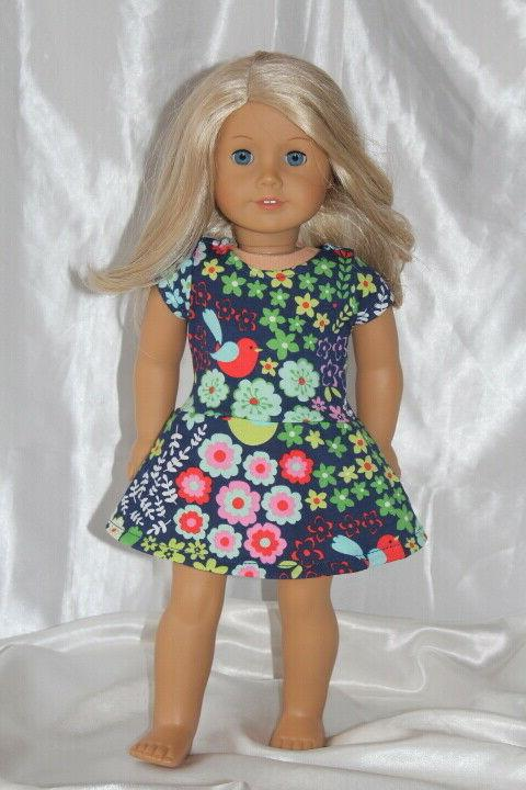 dress fits 18inch american girl doll clothes