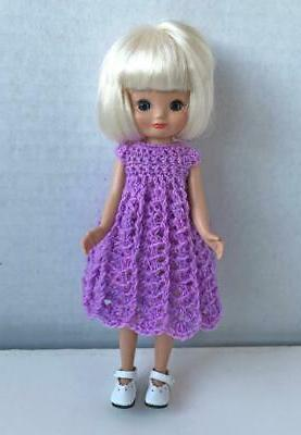 dress for 8 inch betsy mccall tonner