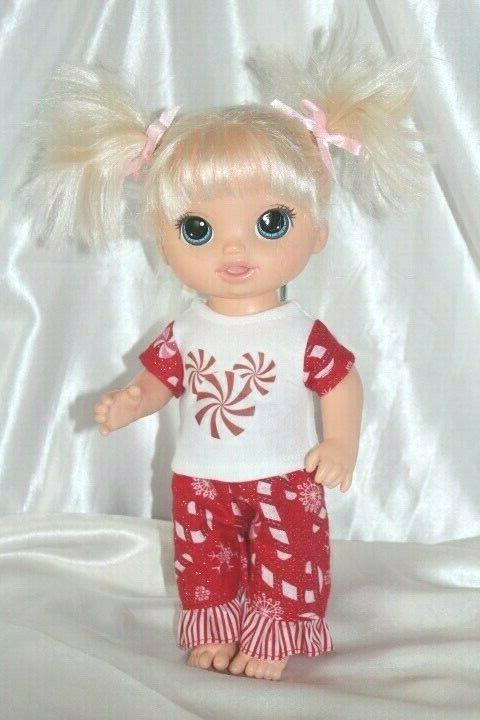 dress outfit fits 12 inch baby alive