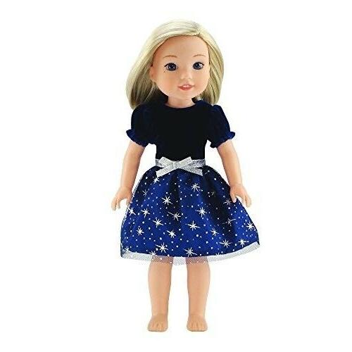emily rose 14 inch doll clothes clothing