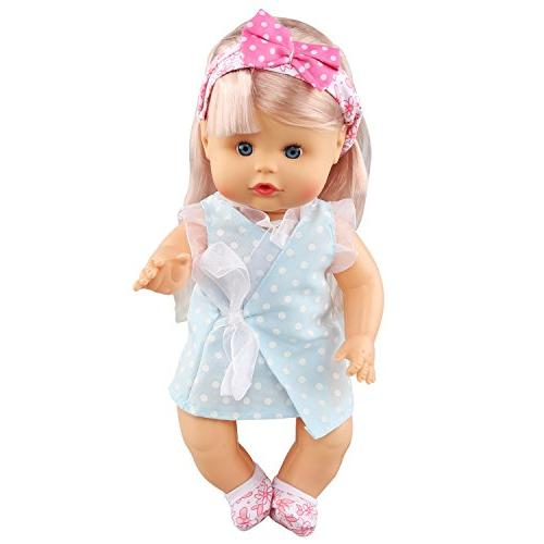 JING SHOW of 6 Lovely Baby Accessories Doll Bitty