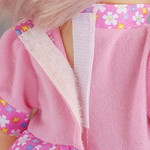 JING SHOW of 6 Baby Dress Accessories Fits 12inch Doll