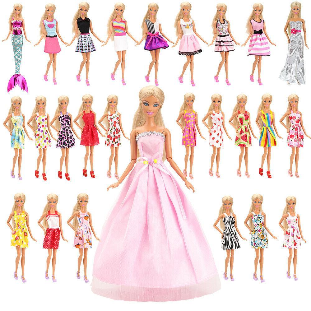 Barwa Fashion Items/Set Doll Accessories Random