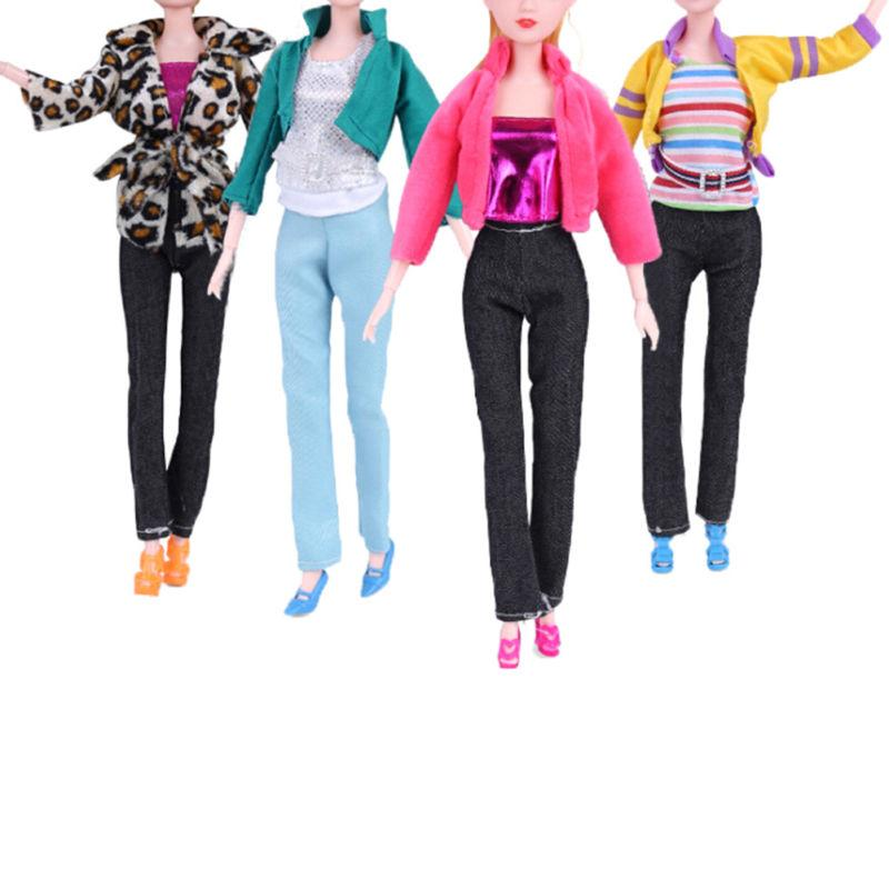 fashion casual princess doll clothes to wear