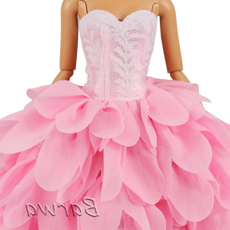 Fashion Doll Accessories Kids Toys Evening Princess