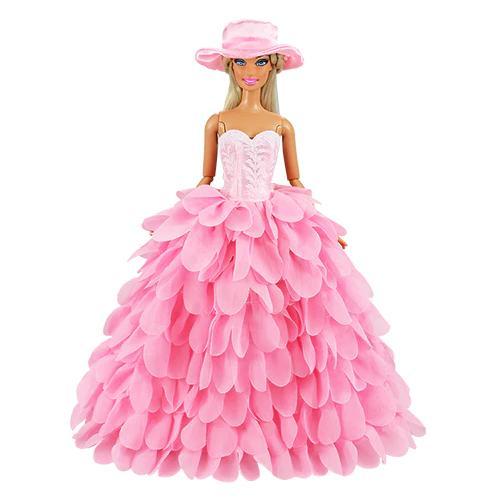 Fashion Handmade Doll Accessories Kids Princess Party Dolls