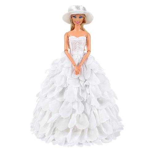 Fashion Handmade Kids Wedding Princess Dolls