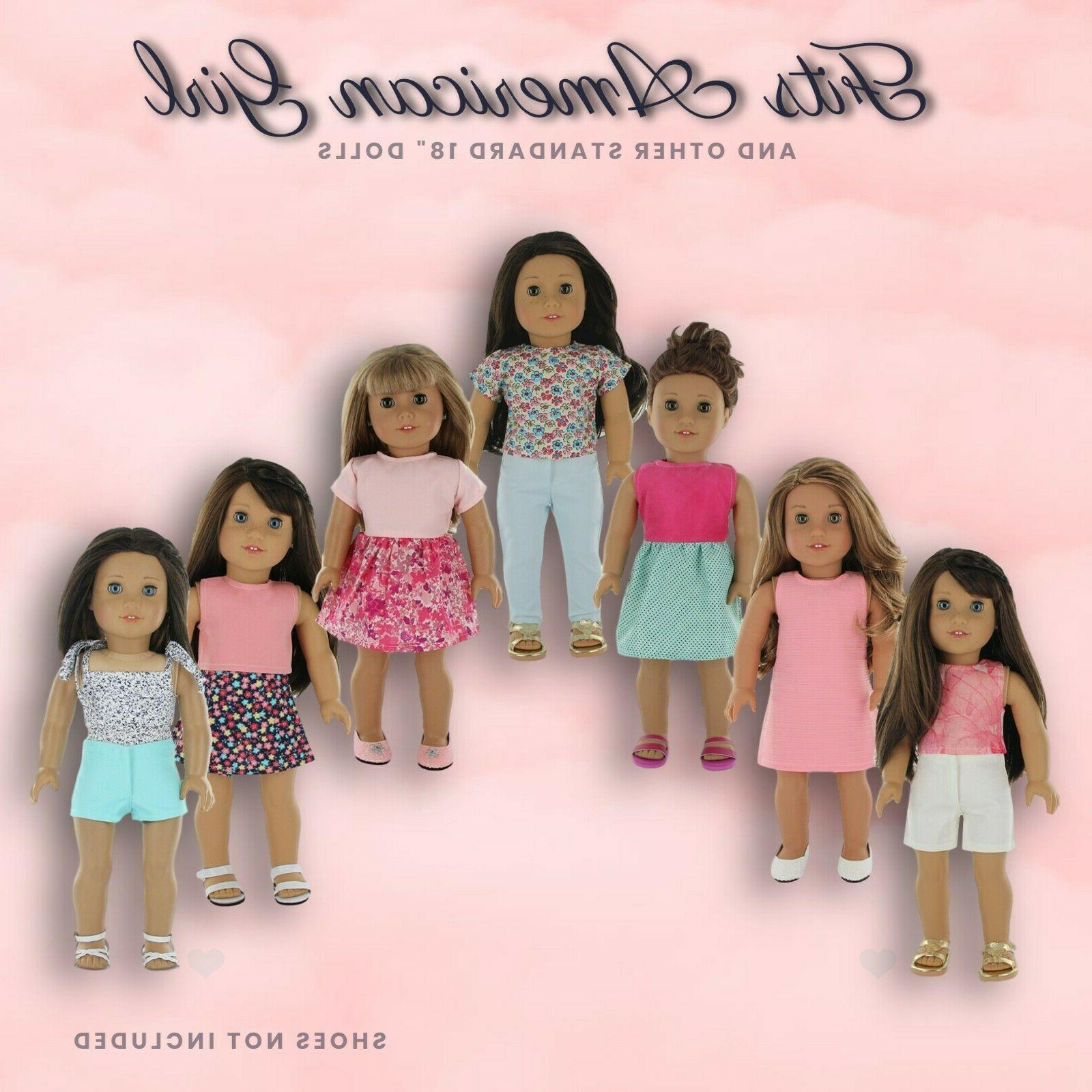 Fits American Doll More - 7