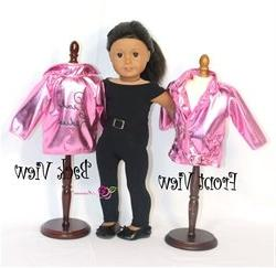 Pink Ladies Costume FITS Most 18 Inch Dolls