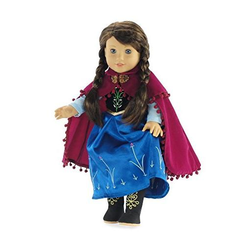 Fits American Girl Dolls Inspired with Boots | Inch Doll