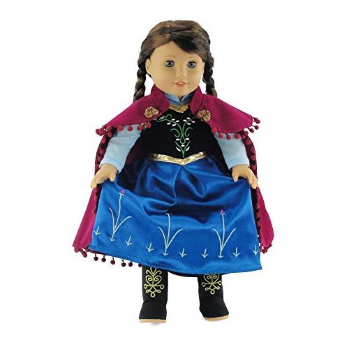 "Fits 18"" Dolls 