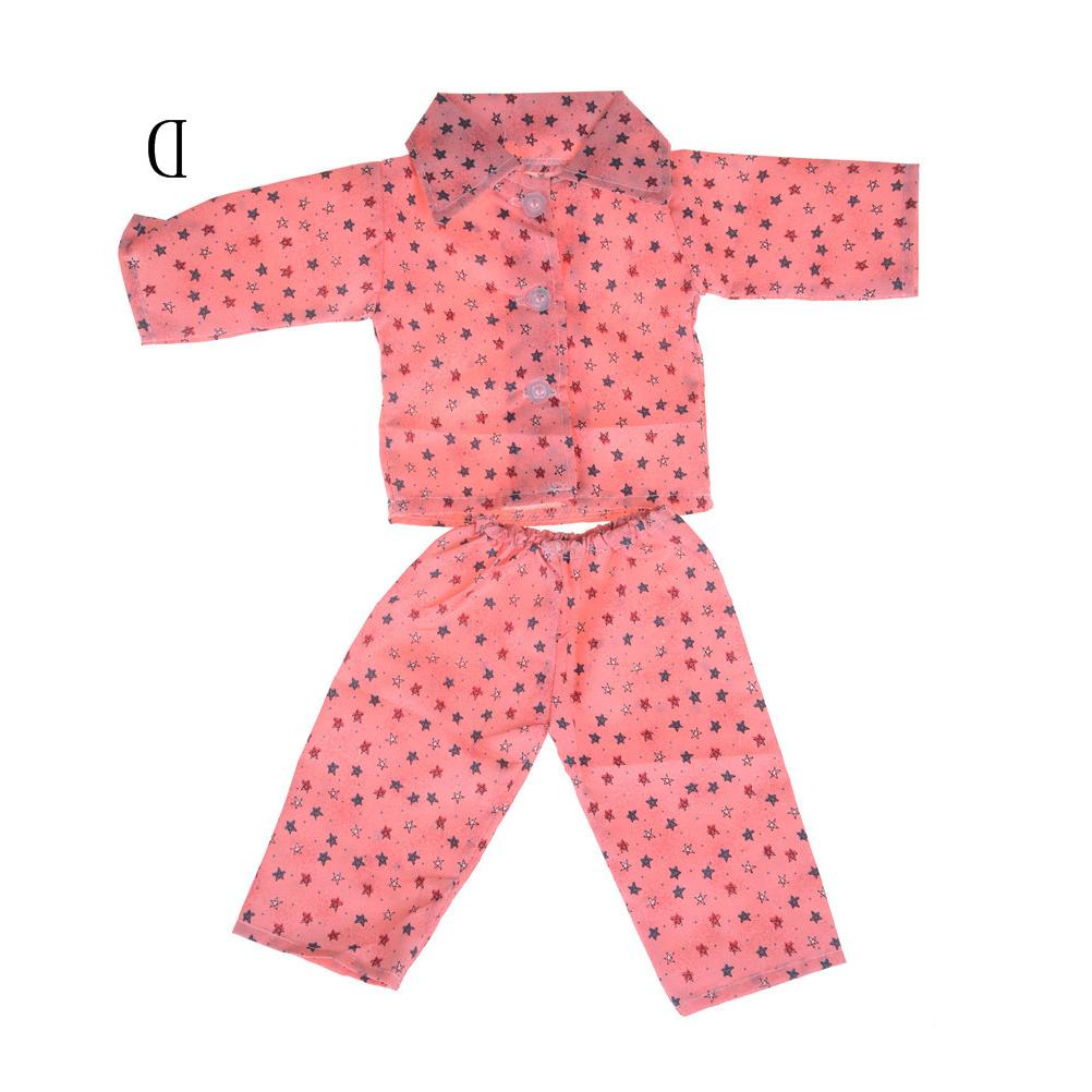 <font><b>Doll</b></font> <font><b>Sleepwear</b></font> <font><b>Clothes</b></font> & Pants 18''