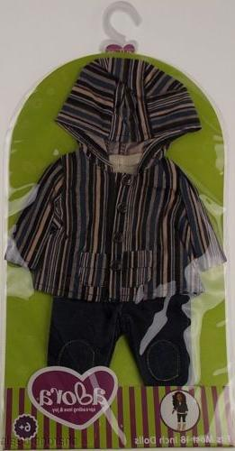 Adora Fashions Doll Clothes NEW