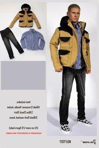 Artcreator_BM FT017-new 1/6 Clothing – Trendy Hoodie Jacke