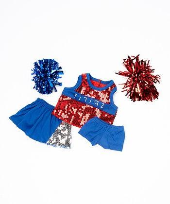 Got Sequin Cheerleader Outfit most inch