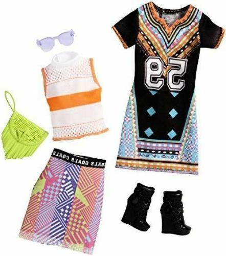 Barbie Fashions Graphic Design Pack