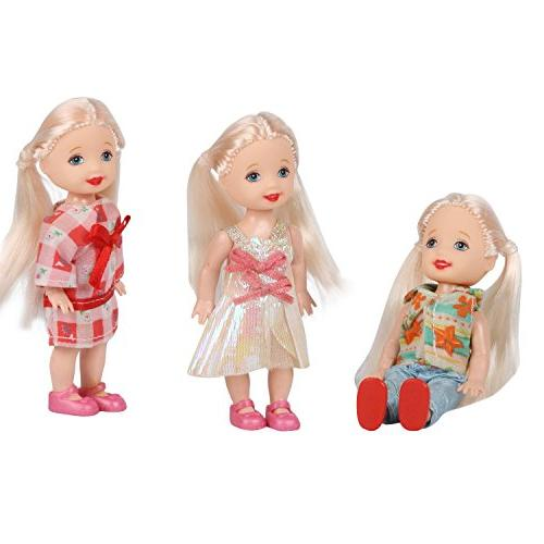 Huang Cheng Toys of Doll Colorful Costume