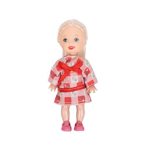 Huang Toys of 10 4'' Mini Doll Costume