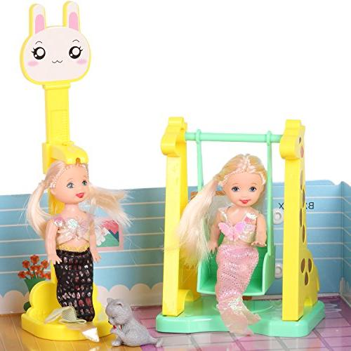 Huang Cheng Toys of 10 Doll Clothes Costume