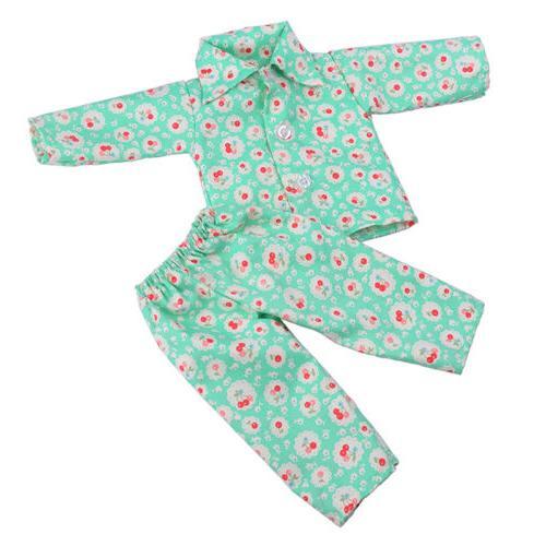 Handmade Doll Clothes Sleepwear for Girl
