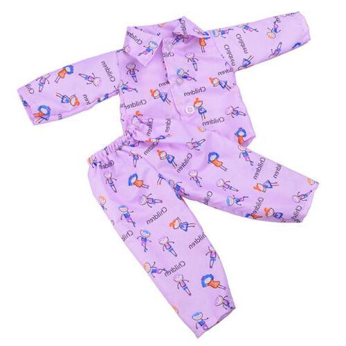 Handmade Clothes Sleepwear 18 Girl R.