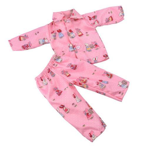 Handmade Sleepwear for Girl Girl Doll R.
