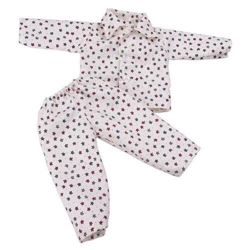 Handmade Doll Sleepwear 18 inch Girl Girl R.
